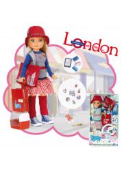 Кукла Нэнси Путешественница Шопинг в Лондоне