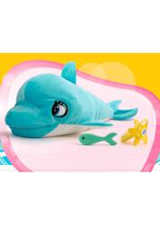 Интерактивный дельфин Blu Blu (7031) на батарейках Блу Блу IMC Toys 2096020