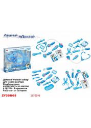 Игровой набор Доктор со световыми предметами