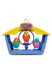 Digibirds Большой дом с 1 птицей