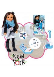 Кукла Нэнси Путешественница в Нью-Йорке