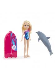 Кукла Moxie с плавающим дельфином Эйвери