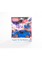 Игрушка гоночная машина Touch n' Go Голубая