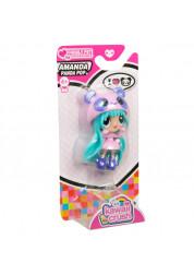 Кукла Kawaii на блистерной упаковке