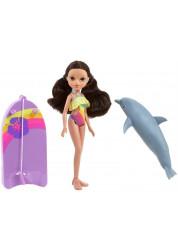 Кукла Moxie с плавающим дельфином Софина