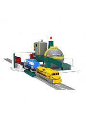 Нефтеперегонная станция Powertrains