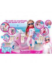 Кукла Нэнси в наборе со скутером