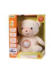 Интерактивная игрушка Ouaps Медвежонок