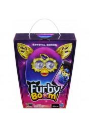 Фёрби Бум «Розово-голубой» Кристальная серия на русском языке Hasbro A9617
