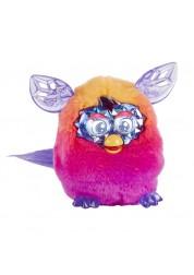 Ферби Furby boom Crystal Новинка 2015 Кристальная серия :оранжево-розовый