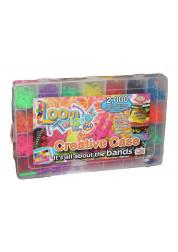 Loom Twister Набор цветных резинок для плетения браслетов sv11617