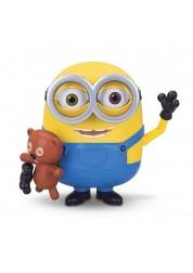 Интерактивный миньон Боб с мишкой Тедди