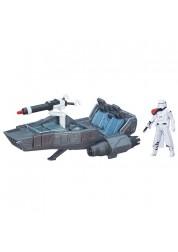 Космический корабль Звездных войн 9,5 см Класс II (SNOWTROOPER) STAR WARS Hasbro B3672H