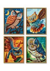 4 картины, Совы мудрости Schipper
