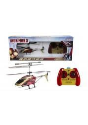 Вертолет радиоуправляемый Железный человек Majorette