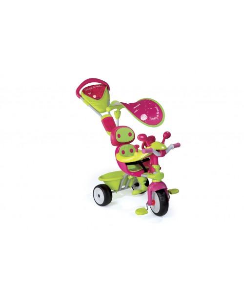 Трехколесный велосипед Baby driver confort Fille Smoby