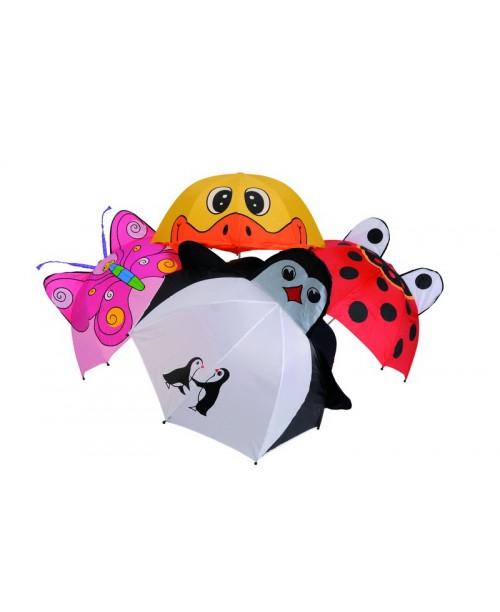 Детский зонт с животными