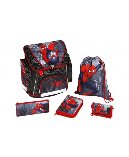 Ранец с наполнением Spider-Man 5 позиций