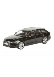 Автомобиль Audi A6 Avant black 1:43