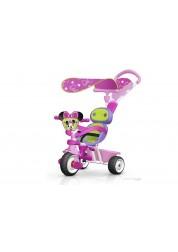 Трехколесный велосипед Baby driver Minnie Smoby