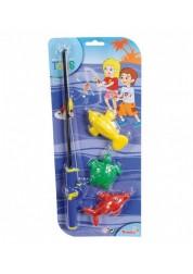 Игра Рыболов Simba