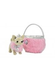 Плюшевая собачка Чихуахуа принцесса Chi Chi Love