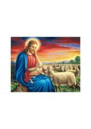 40х50 см, Добрый пастырь Schipper