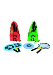 Набор для спортивных игр (ракетки, летающий диск)