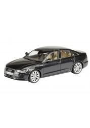 Автомобиль Audi A6 Limousine blue 1:43