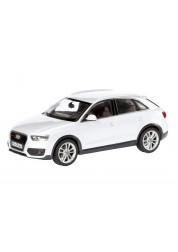 Автомобиль Audi Q3 белый 1:43
