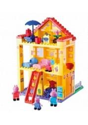 Конструктор любимый дом Peppa Pig