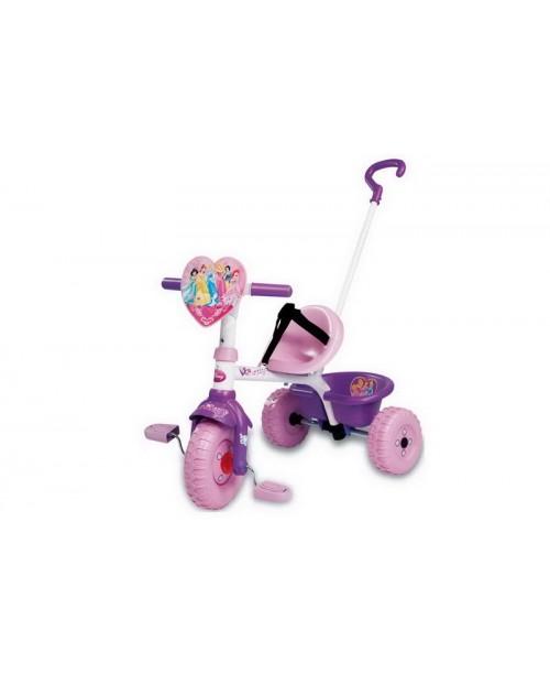 Трехколесный велосипед Smoby Disney Princess