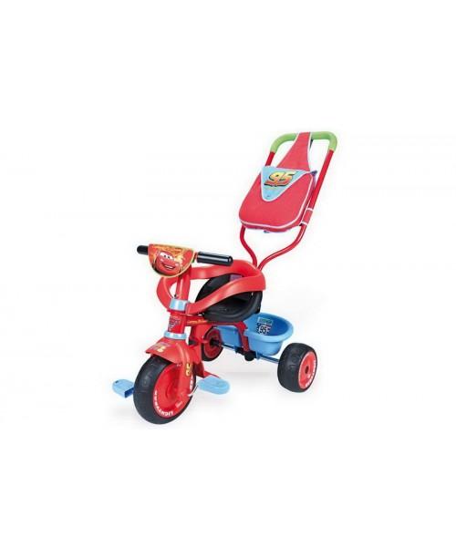 Трехколесный велосипед Be Fun Confort Cars Smoby