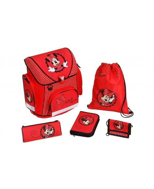 Ранец с наполнением Minnie Mouse 5 позиий