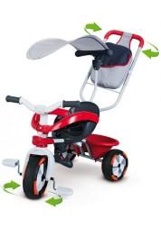 Трехколесный велосипед Baby Draiver Confort Smoby