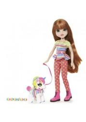 Кукла Келлан и единорог Moxie с питомцем