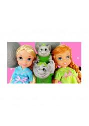 Disney Princess 310630 Принцессы Дисней Холодное Сердце 2 куклы 15 см и тролли