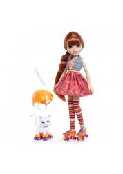 Кукла Келлан на роликах Moxie Весёлое катание