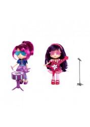 Кукла с музыкальным инструментом Шарлотта Земляничка
