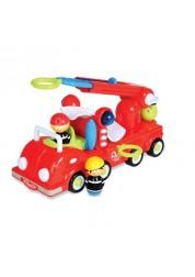 Интерактивная игрушка Неваляшки Маленький пожарный