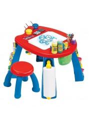 Игровой стол Crayola с табуреточкой