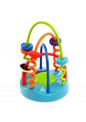 Развивающая игрушка Веселые спиральки Oball