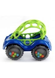 Развивающая игрушка Машинка синяя Oball