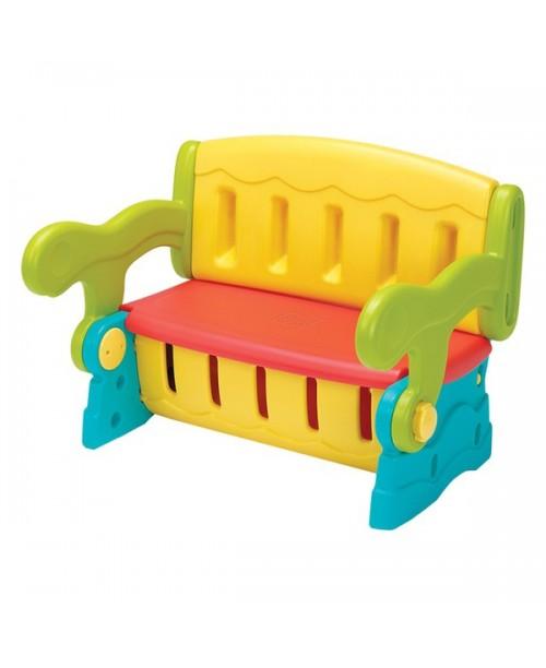 Парта-скамейка трансформер