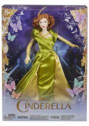 Disney Princess Куклы -героини из к/ф Золушка 2 вида в ассортименте - Махеча и Фея 23x7x32см