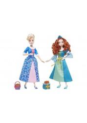 Disney Princess Кукла Принцесса Disney (Золушка, Мерида)