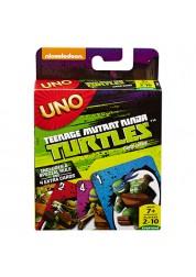 Игра карточная Уно Черепашки-ниндзя Uno