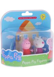 Игровой набор Пеппа и ее друзья с 2 фигурками Свинка Пеппа