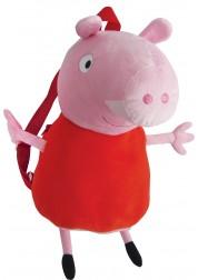 Мягкая игрушка Пеппа-рюкзан Peppa Pig
