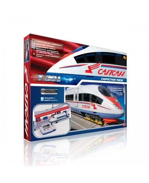 Скоростной поезд Сапсан (Железная дорога) 5,6 м Стрела Racing Pro T201